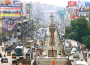 """""""We are not building a metro:We are redefining Hyderabad"""""""