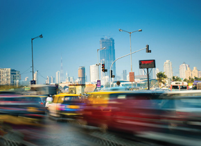 Making 'Make in India' happen in traffic industry