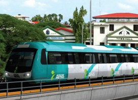 Coaches for Kochi Metro