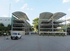 Smart parking for Indore