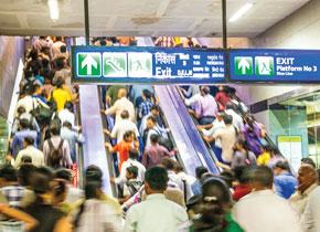 METRO RAIL IN INDIA