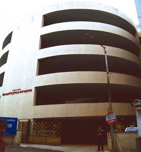 Haribhau Sane Multilevel parking, Narayanpet, Pune (213 bays)