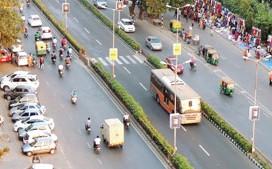 BRTS INDIA EXPERIENCE