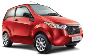 Mahindra-Reva-Electric-Vehicles