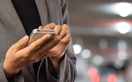 Mobile Apps for Smart Parking