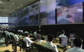 Traffic info centre in Bengaluru