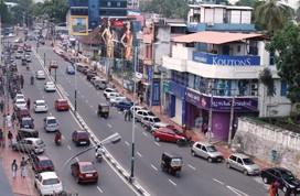 Managing Thiruvananthapuram's MG Road