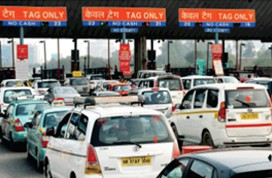 Paytm account for highway toll charges