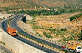 Government to construct 1,000km expressway