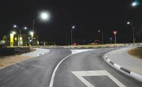LED Smart Street Lighting