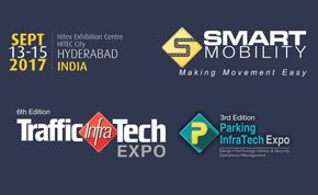 TrafficInfraTech Expo & Parking InfraTech Expo 2017