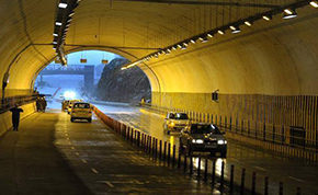 INDRA'S Integrated Tunnel Control System in  Chenani-Nashri Tunnel