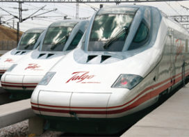 'We want to manufacture high-speed Talgo coaches in India'