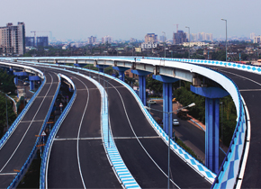 'Process of approvals for road projects is fast-tracked'