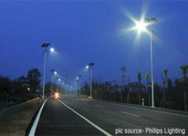 'Smart Pole' in Coimbatore