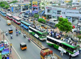 Hyderabad's ITMS to go live in November