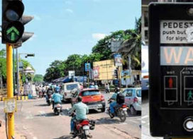 Pelican Crossing System at Bhubaneshwar