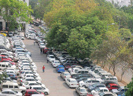 Impact of Temporary Parking Policy