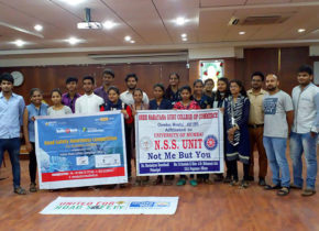 Road Safety Awareness Competition at Sree Narayana Guru College of Commerce