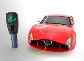 Public charging stations for EVs in Delhi