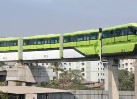 Mumbai Monorail phase II opens between Wadala-Jacob Circle