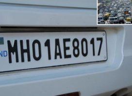 High-security number plates made mandatory in Mumbai
