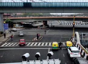 Intelligent Cameras for Traffic Management