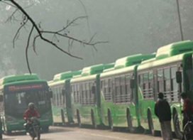 CCTVs, panic button on every third bus seat in DTC buses