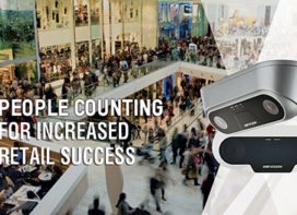 People counting for increased retail success