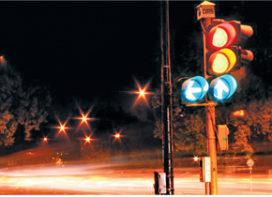 Innovative traffic light system