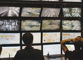Vigilance and monitoring beefed up on Highways