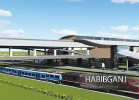 India's first world-class Railway Station