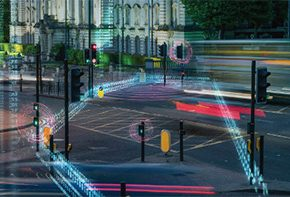 Traffic Control systems by Siemens
