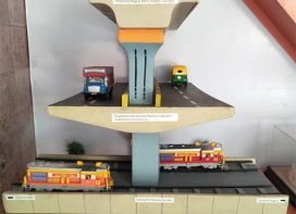 Four-level Transportation Structure in Nagpur