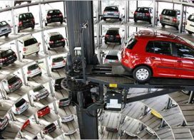 GHMC to frame policy for multi-level smart parking