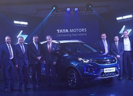 Tata Motors launches EV SUV