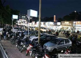 New parking protocol in Indore