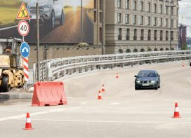 Improving Road Safety Infrastructure