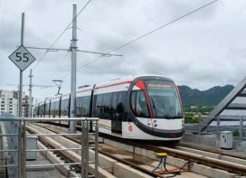 Track to Train: Bringing Economic Advantage to Mauritius
