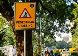 Stronger institutions for safer roads: The Indian example
